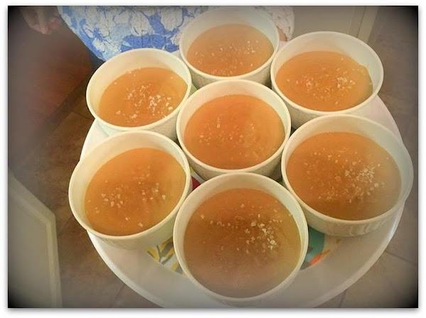 Salted Butterscotch Pudding Recipe