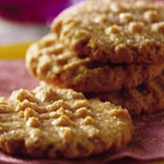 Cake Mix Peanut Butter Cookies.