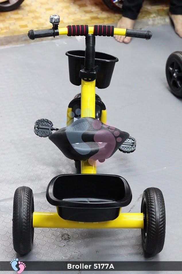 Xe đạp ba bánh cho bé Broller XD3-5177A 4