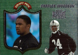 Photo: Charles Woodson 1998 Absolute Hobby RC