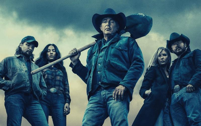 Yellowstone Season 3 poster Best New Web Series