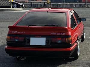 スプリンタートレノ AE86のカスタム事例画像 86KITTY(ミ・。・ミ)🎀さんの2021年01月18日12:20の投稿
