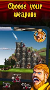 Siege Castles MOD APK 0.3.2 [Unlimited Money + Mod Menu] 2