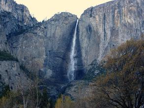 Photo: Hayal gücünüzü kullanmanıza gerek yok. USA'nın en yüksek şelalesi.