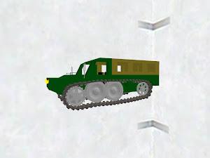 High Mobility tank