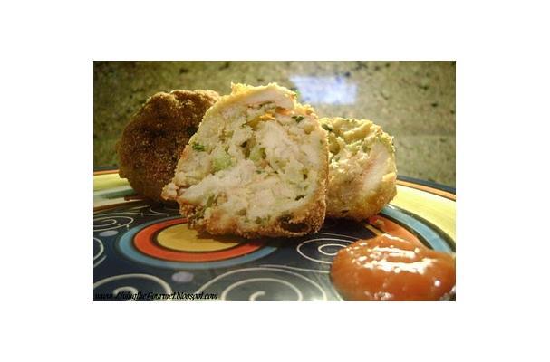 Crab Cake Balls Recipe