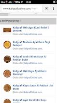 Kaligrafionline.com - screenshot thumbnail 05