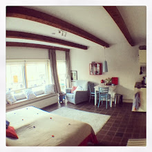 Photo: Fish eye view of the room