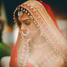 Wedding photographer Aanchal Dhara (aanchaldhara). Photo of 02.10.2018