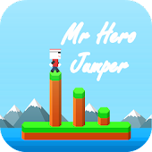 Mr Hero Jumper