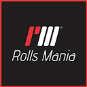 Rolls Mania, Connaught Place (CP), New Delhi logo