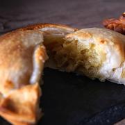1 Mushroom & Cheese Empanada