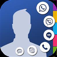 Quick Contacts Edge, Apps Edge