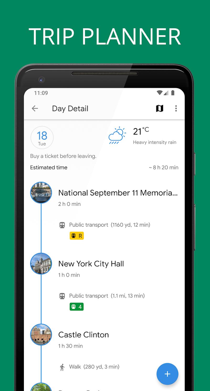 Sygic Travel Maps Offline & Trip Planner Screenshot 3