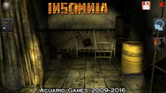 Insomnia- screenshot thumbnail