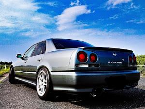 スカイライン ER34 GT-V(2001年式)のカスタム事例画像 いばらんちゃんさんの2020年08月02日21:04の投稿
