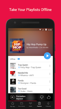 iHeartRadio Free Music & Radio APK screenshot thumbnail 2