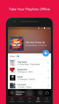 iHeartRadio Free Music & Radio - screenshot