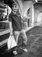 Photo: hunting season...  #street #streetphotography #shootthestreet #blackandwhite #blackandwhitephotography #bw #monochrome