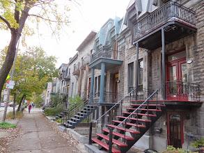 Photo: The houses were pretty nice.