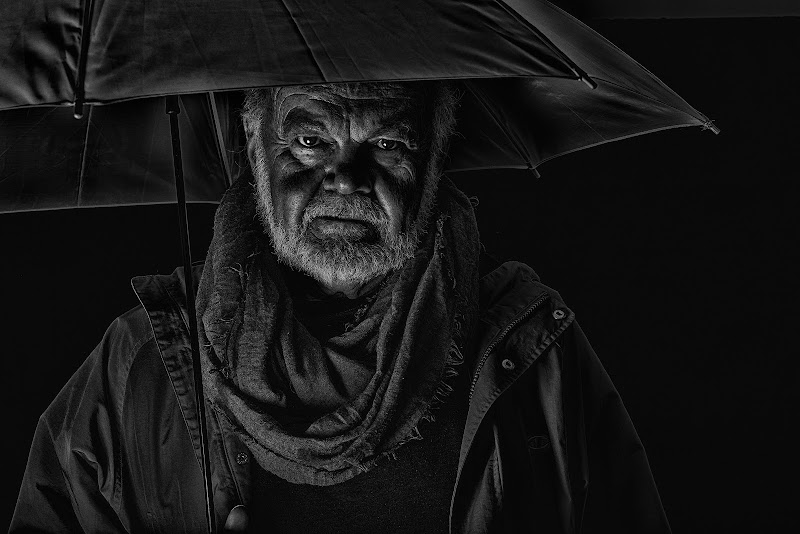Il vecchio e la pioggia di mirella_cozzani