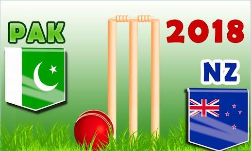 PAK VS New Zealand Live Cricket & TV Pak vs NZ - náhled
