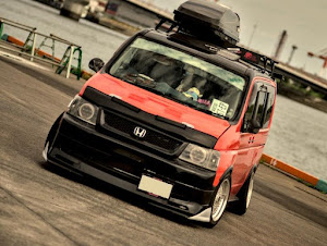 ステップワゴン RF5のカスタム事例画像 正露丸運輸@ppさんの2020年08月15日00:17の投稿