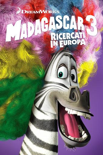 Madagascar 3: Ricercati in Europa - Movies on Google Play