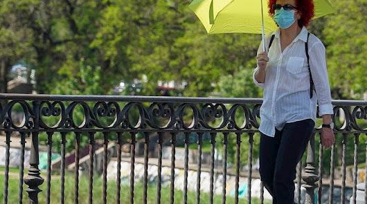 Aviso naranja: Almería no se salvará este sábado de la ola de calor