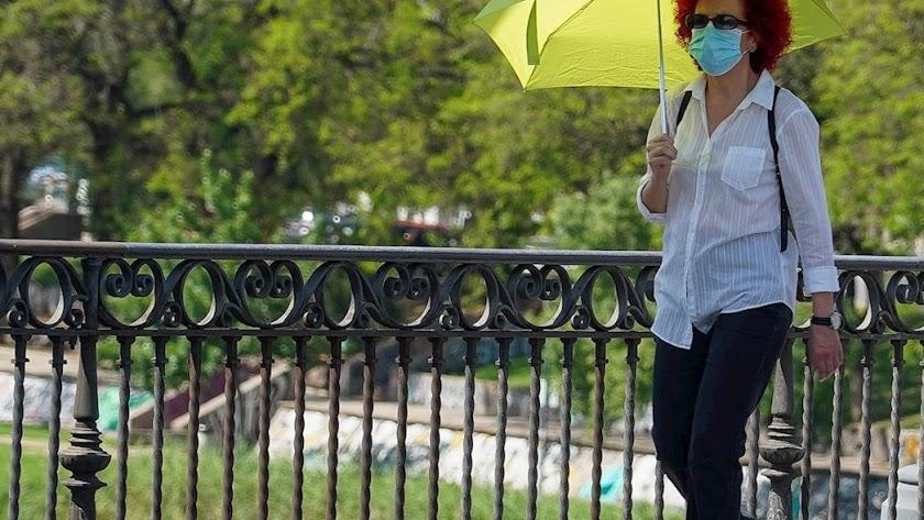 Toda Andalucía, menos Cádiz, estará en alerta naranja por altas temperaturas.