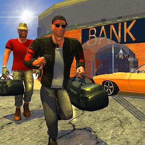 Bank Robbers Crime City 17