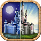 Enchanted Castle Find the Difference Games