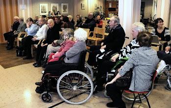 """Photo: """"Neuvostoliitto - tarina Uskosta"""" Kansallisteatterin esitys Karhunkulmassa 18.2.2013. Kuvat Raimo Oksala."""