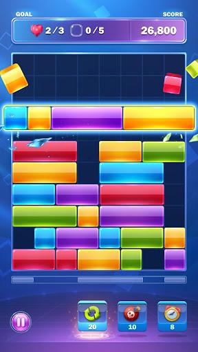 Block Blast: Dropdom Puzzle Game apktram screenshots 2