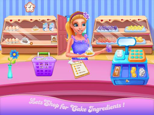 Cake Maker Baking Kitchen  screenshots 21