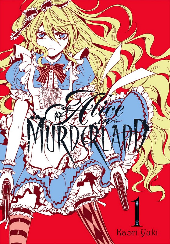 Alice in Murderland (2015) - complete
