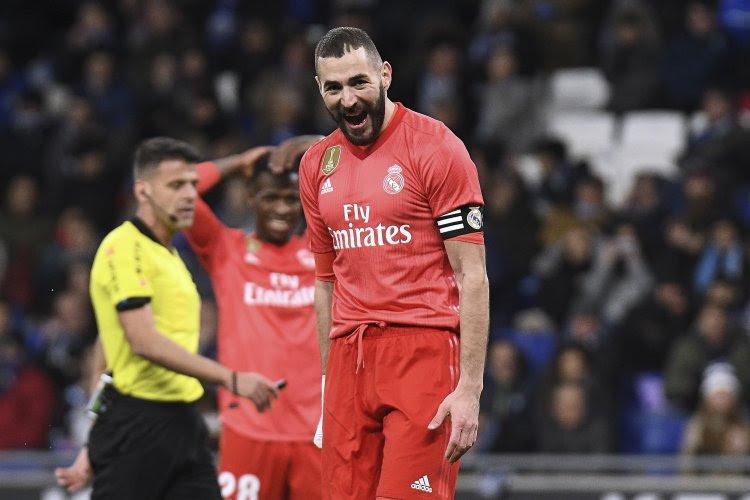 ? Sans Courtois, mais avec un grand Benzema, le Real rejoint le dernier carré de la Coupe du Roi