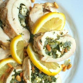 Pine Nut Stuffed Chicken Breasts Recipes.
