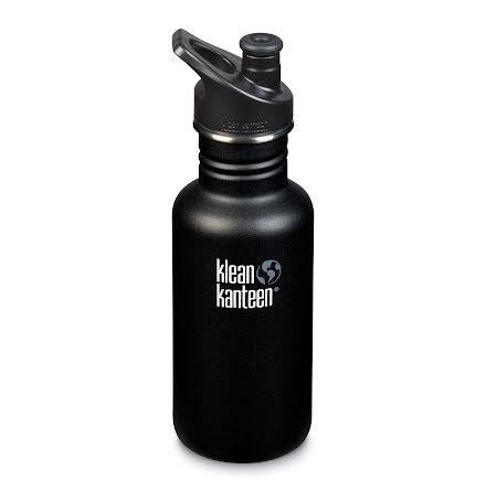 Klean Kanteen Classic Sport 535 ml Shale Black