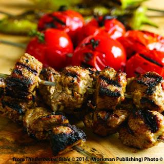 The Real Turkish Shish Kebab