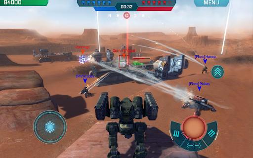 War Robots  captures d'u00e9cran 18