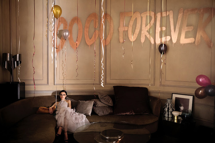 Coco forever: Keira Knightley is the face of Coco Mademoiselle