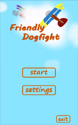 Friendly Dogfight 2player