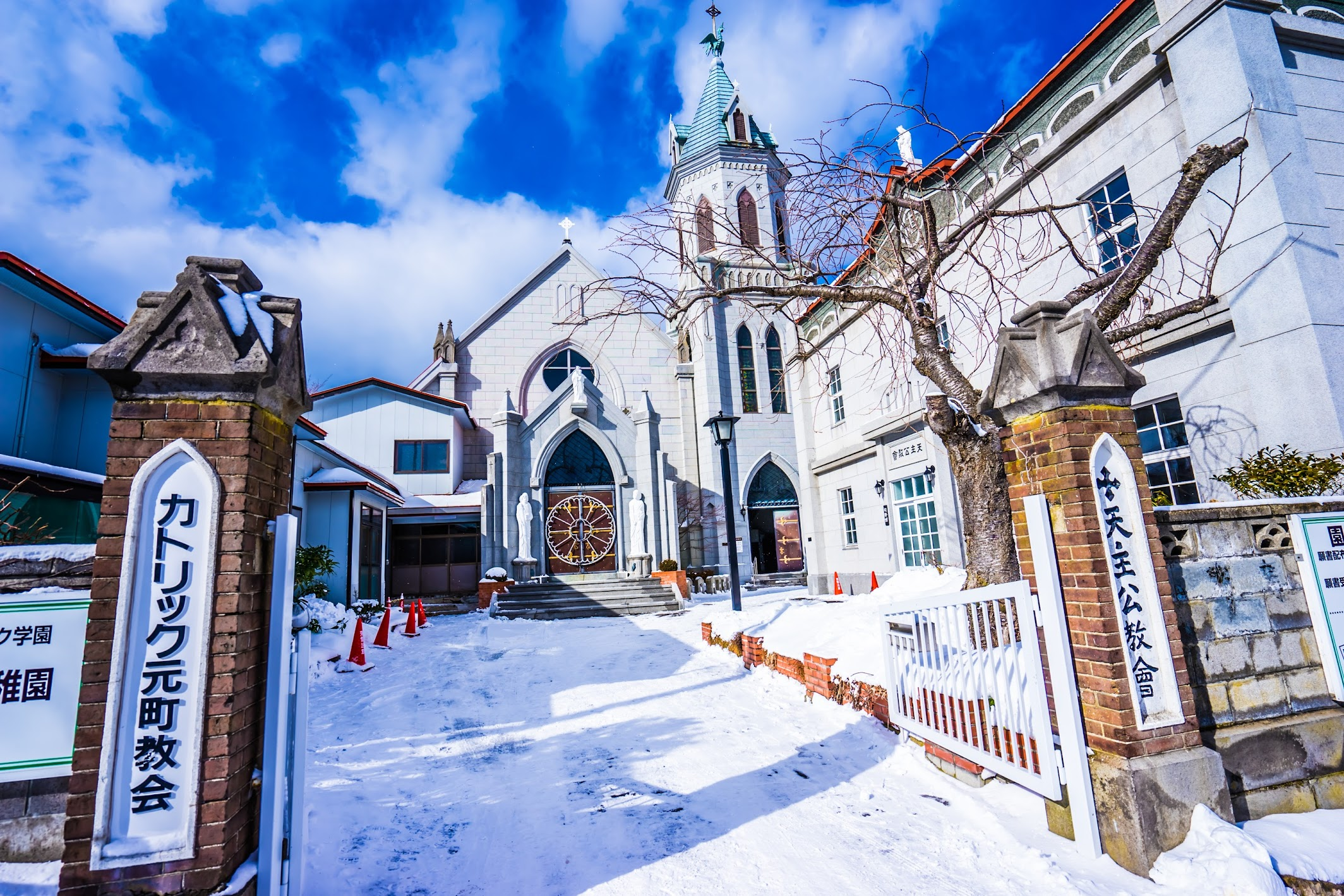 Hakodate Motomachi Roman Catholic Church2