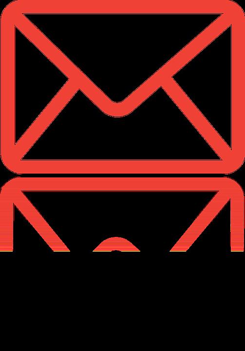 Icon, Mail, Address, Envelope, ...