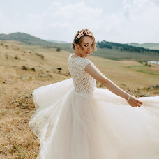 Huwelijksfotograaf Yuliya Barkova (JuliaBarkova). Foto van 04.09.2018