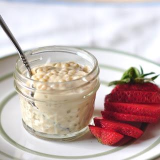 Vanilla Cardamom Tapioca Pudding
