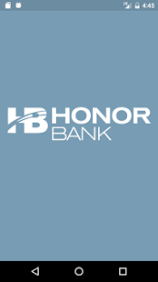 Honor Bank Mobile Banking- screenshot thumbnail