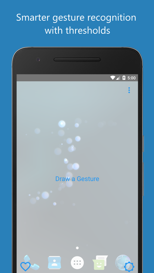 ClearView Gestures- screenshot