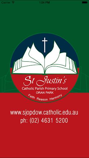玩教育App|St Justin's Oran Park Skoolbag免費|APP試玩